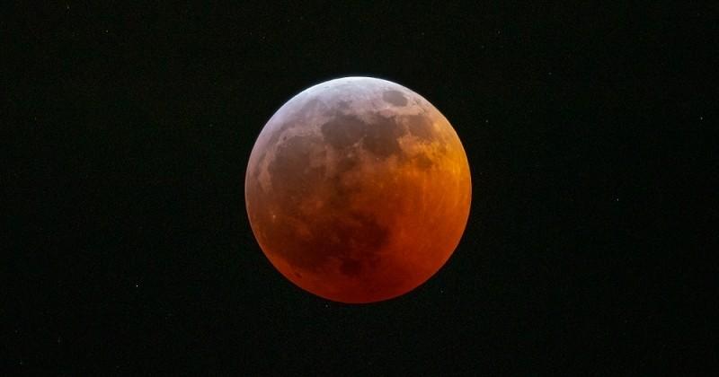 Tout savoir sur l'éclipse partielle de Lune qui aura lieu ce mardi 16 juillet 2019