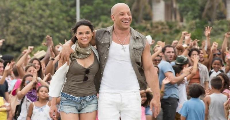 Vin Diesel et Michelle Rodriguez annoncent le début du tournage de «Fast and Furious 9»