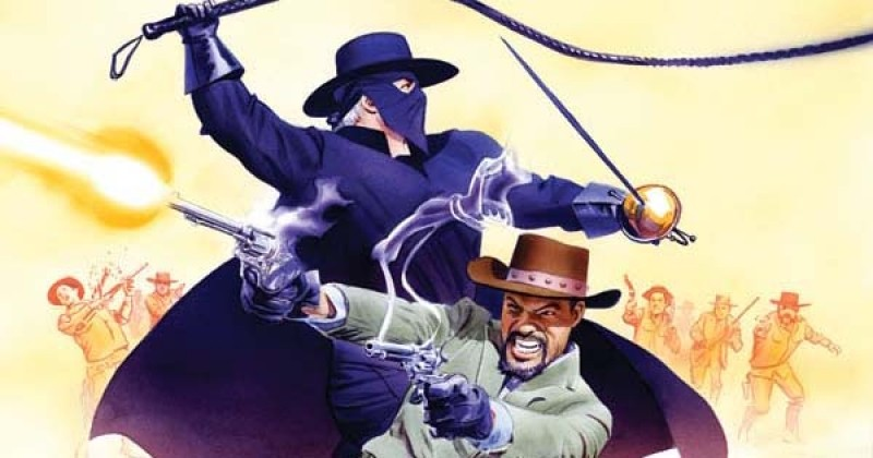 Tarantino va donner une suite à son film Django Unchained avec Zorro