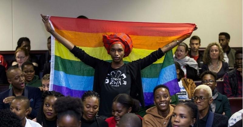 Interdite dans le pays depuis 1965, l'homosexualité décriminalisée au Botswana
