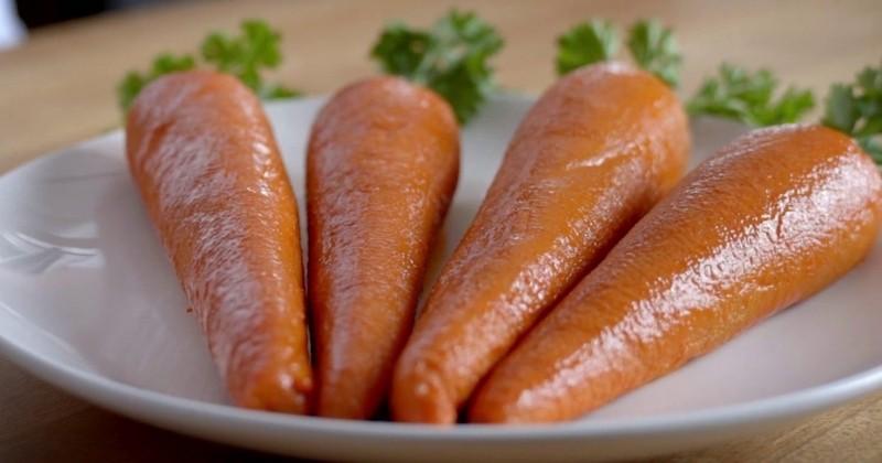 Le filet de dinde en forme de carotte : l'idée anti-vegan d'un fast-food américain !