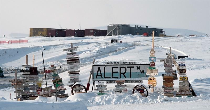 Un record absolu de chaleur a été battu près du pôle Nord