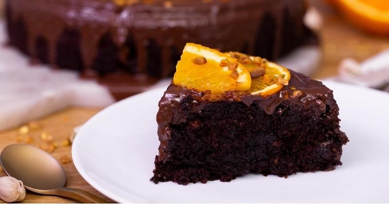 Le secret d'un gâteau au chocolat réussi, essayez sa recette à l'orange et à l'huile d'olive !
