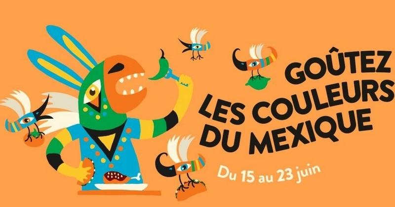 Le Festival Qué Gusto fera voyager vos papilles à Mexico !