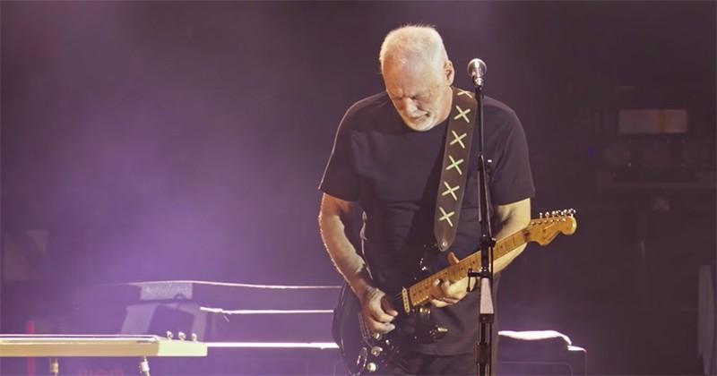 Un guitariste de Pink Floyd vend ses guitares pour 21millions de dollars pour une association qui lutte contre le réchauffement climatique