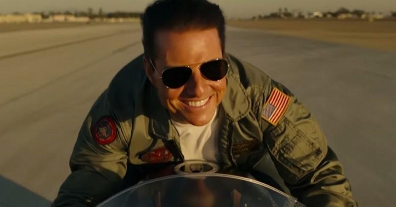 La bande-annonce de « Top Gun : Maverick » a été dévoilée par Tom Cruise