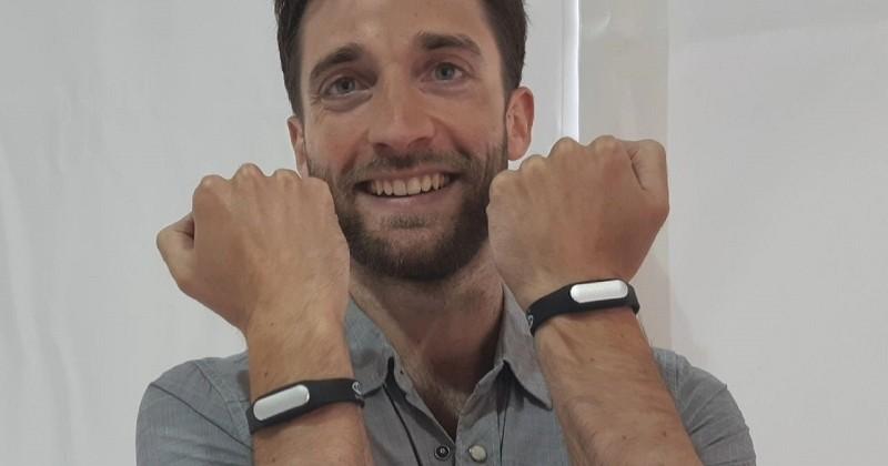 Dès fin juin, un bracelet GPS sera disponible afin de guider les personnes aveugles