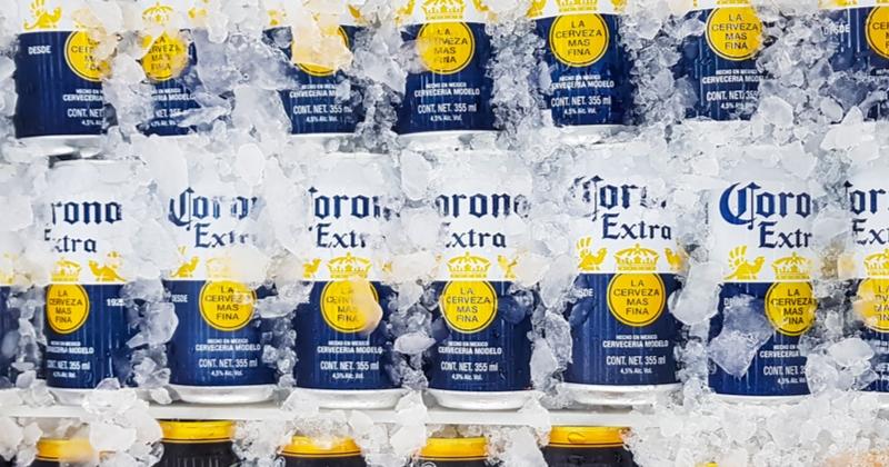Les canettes de bières qui se vissent entre-elles pour lutter contre les emballages plastiques !