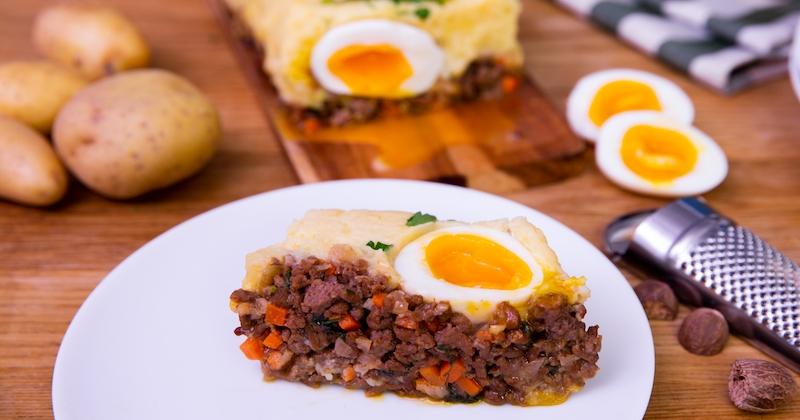 Revisitez le traditionnel hachis parmentier avec notre recette simple et terriblement gourmande!