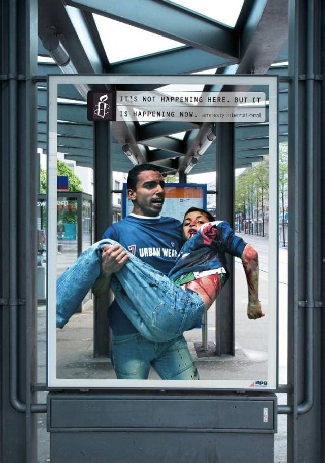 comment arreter don amnesty international