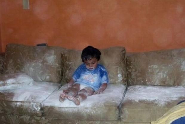 avoir des enfants ce n est pas de tout repos la preuve en 20 photos. Black Bedroom Furniture Sets. Home Design Ideas