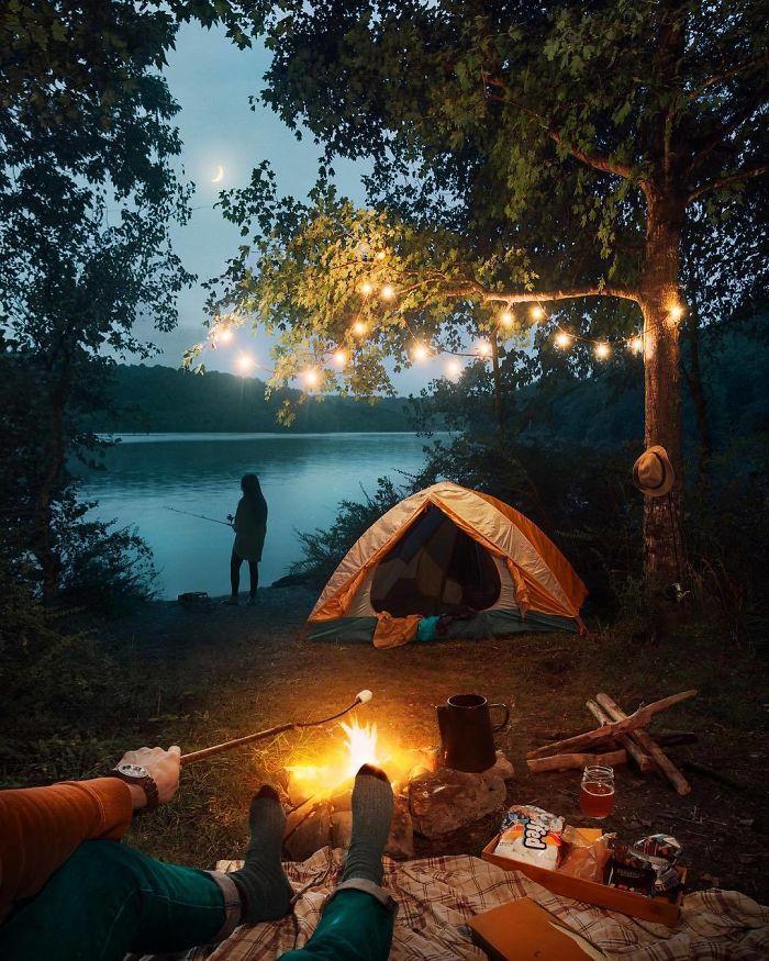 19 Best Images About Camping On Pinterest: 35 Photos Du Compte Instagram « Project.vanlife » Qui Vont