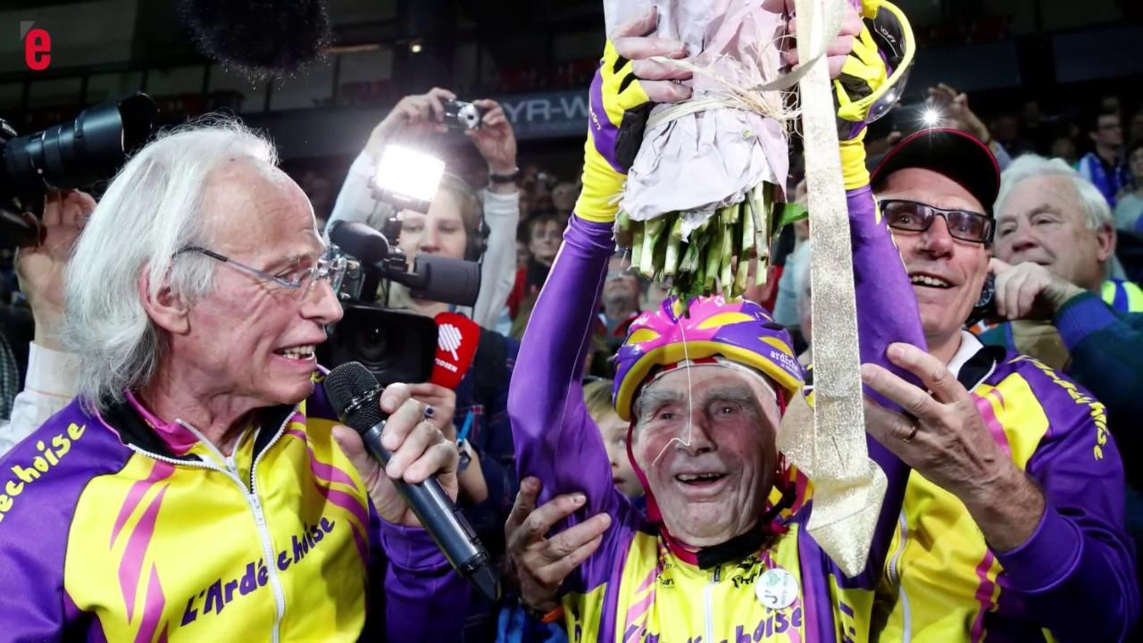 Robert Marchand, la retraite à 106 ans