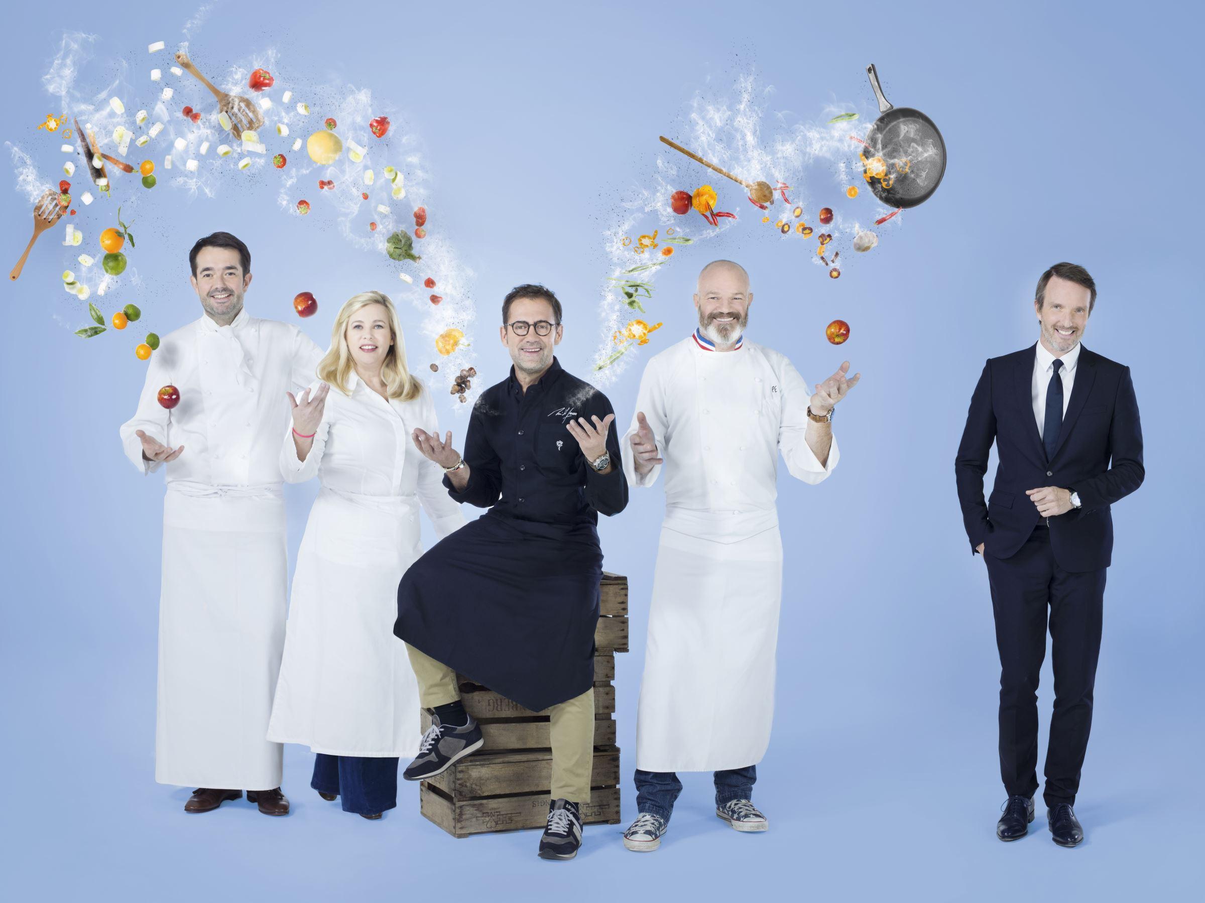 Top Chef revient sur RTL-TVI avec deux Belges
