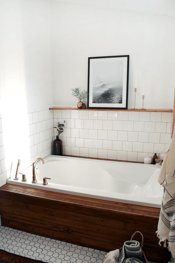 18 salles de bains qui vont vous donner envie de buller en paix. Black Bedroom Furniture Sets. Home Design Ideas