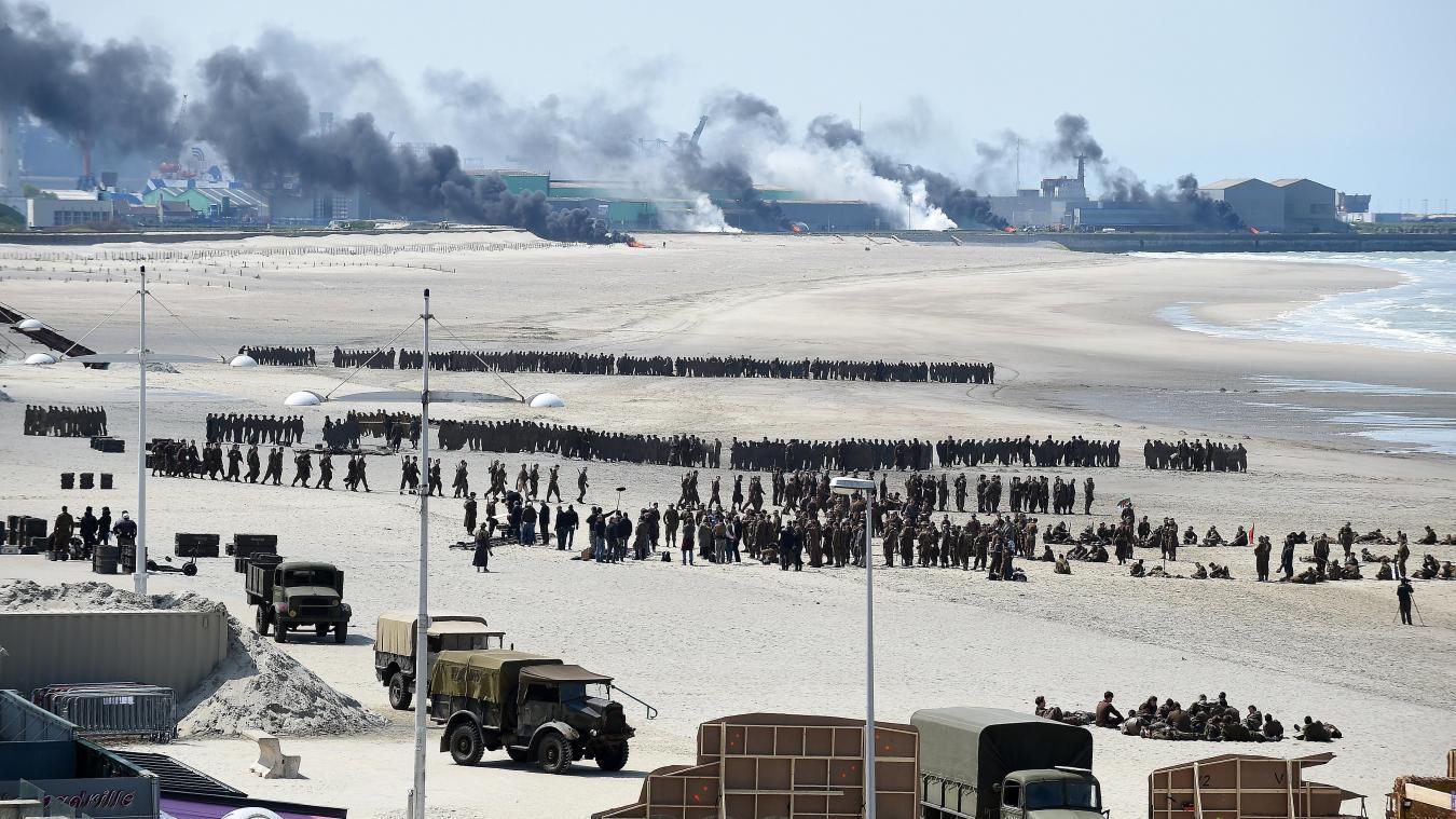 Suite au succès international du film de Nolan, Dunkerque voit le tourisme exploser ! Par Clément P. Rosselcdn