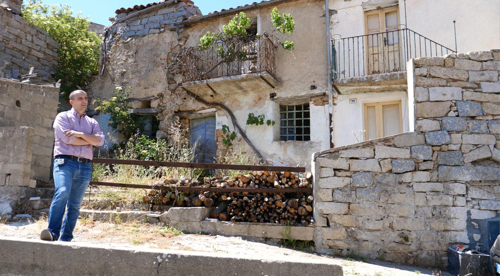 Maison a vendre en italie pour 1 euro avie home for Acheter une maison en italie