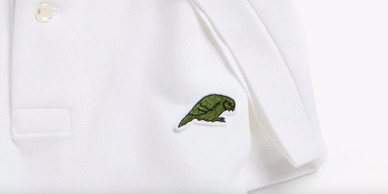 Lacoste change de logo pour sauver les espèces menacées (Vidéos)