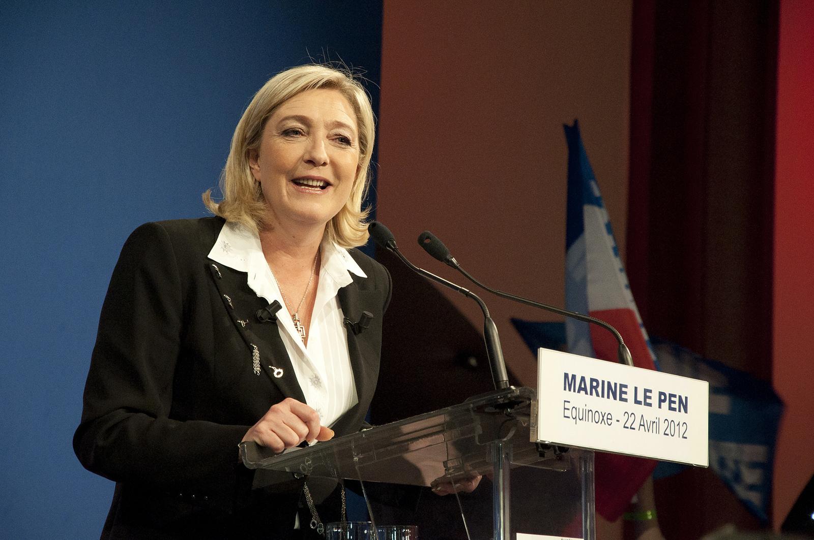 Photos de Daech: Marine Le Pen est inculpée