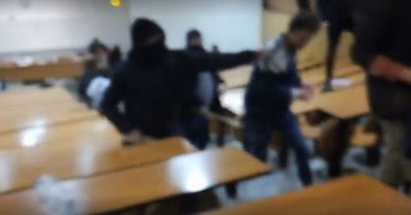 Des étudiants accusent le doyen d'être à l'origine des violences — Montpellier