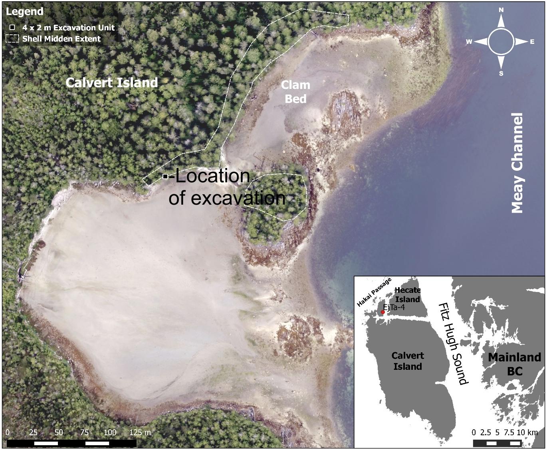 Les plus vieilles traces de pas humains d'Amérique du Nord viennent d'être découvertes au Canada ! Par Nathan Weber                        Journal.pone.0193522.g004