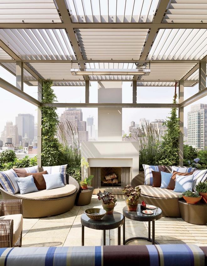 En panne d\'inspiration pour décorer votre terrasse ? Jetez un oeil à ...