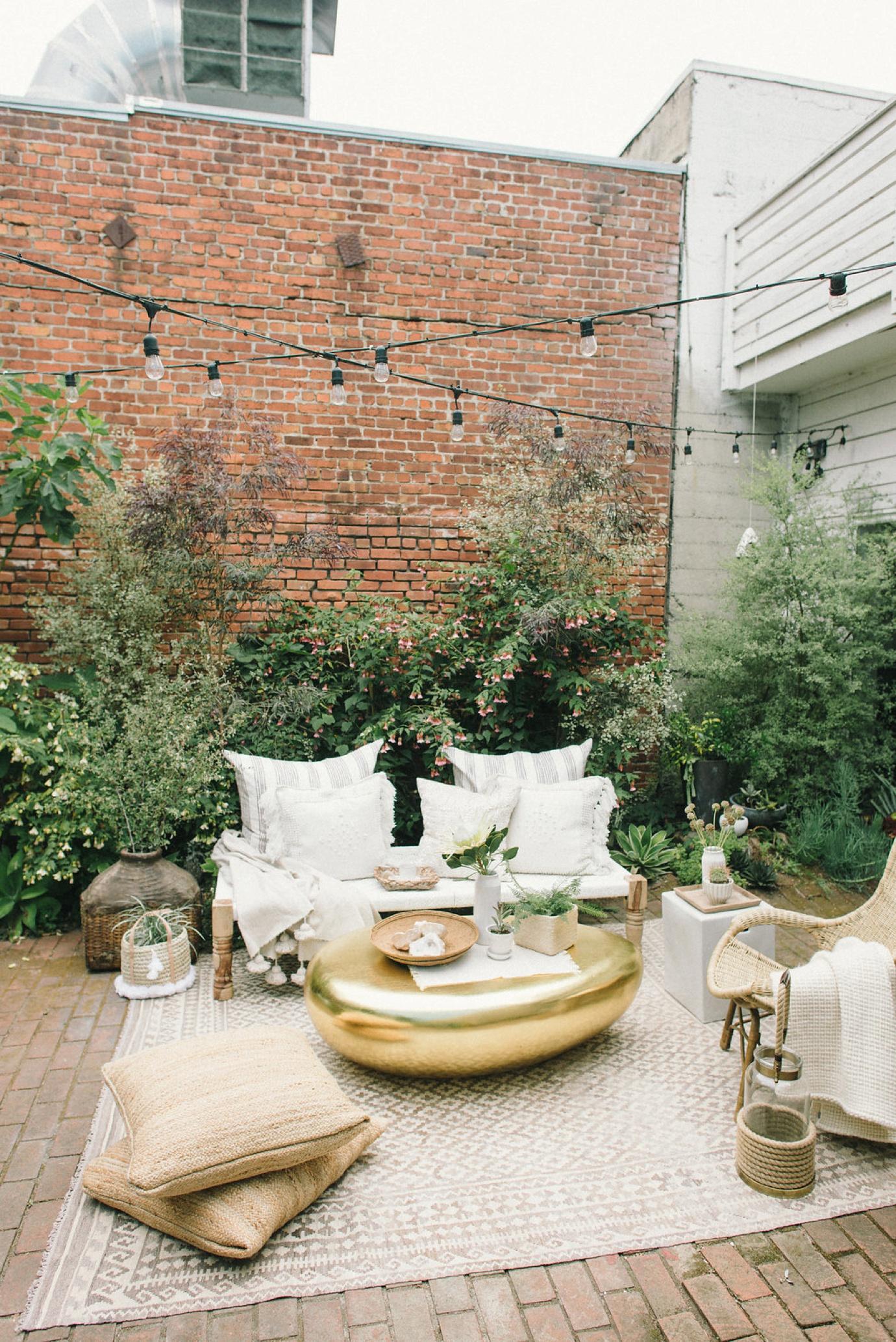 En panne d 39 inspiration pour d corer votre terrasse jetez un oeil notre s lection des 18 - Decorer une terras ...