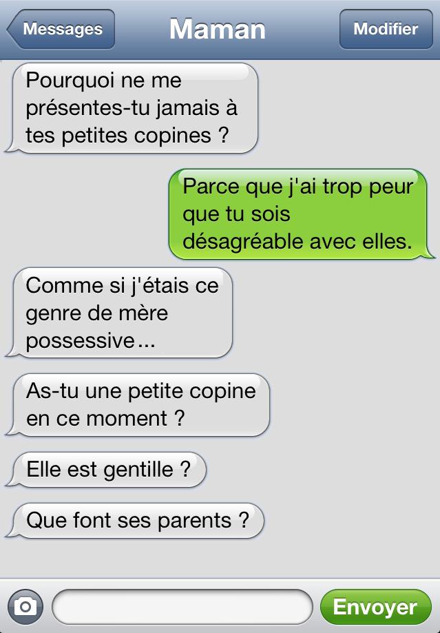25 textos hilarants de ta mère, qui vont te faire ...