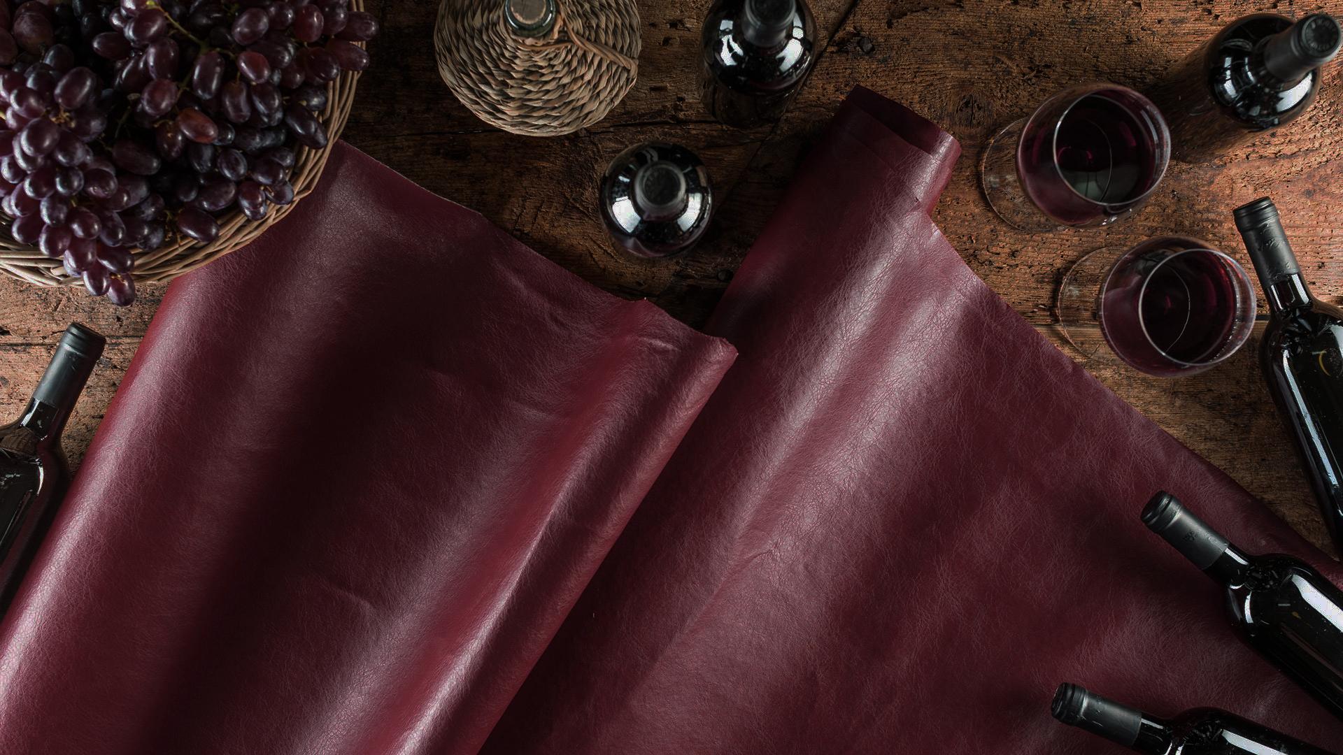 00de54a6599b Le cuir de raisin, le nouveau cuir végétal comme alternative au cuir ...