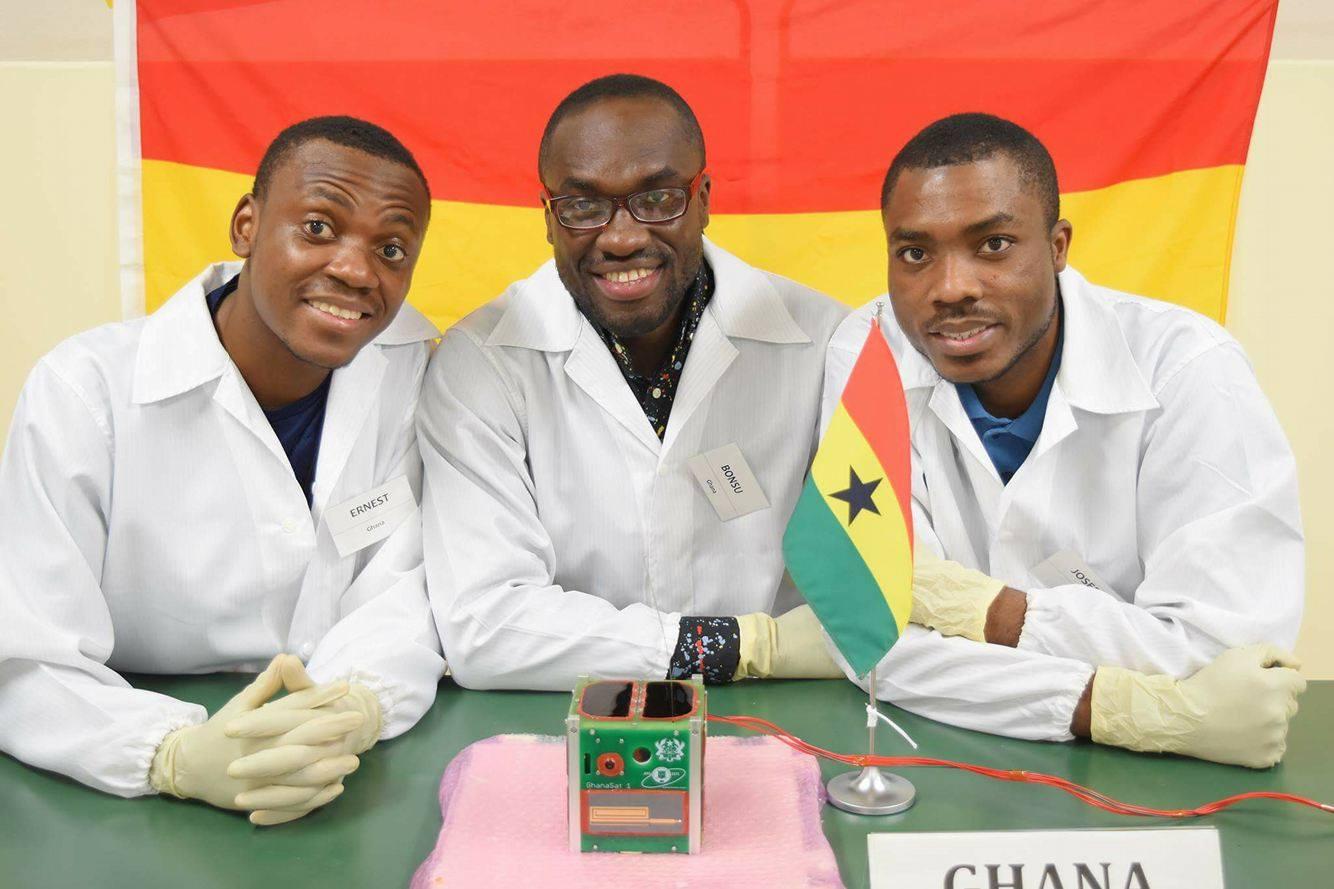 Le Ghana devient le premier pays africain à réussir la mise en orbite d'un satellite !