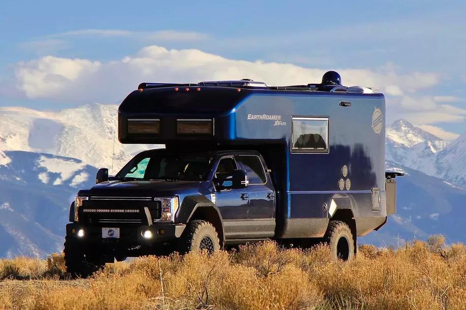 Le EarthRoamer XV-LTS, un camping-car 4x4 de luxe pour explorer le monde sans limite ! Par Clément P.                      Capture%20d%E2%80%99e%CC%81cran%202018-06-05%20a%CC%80%2014.36.10