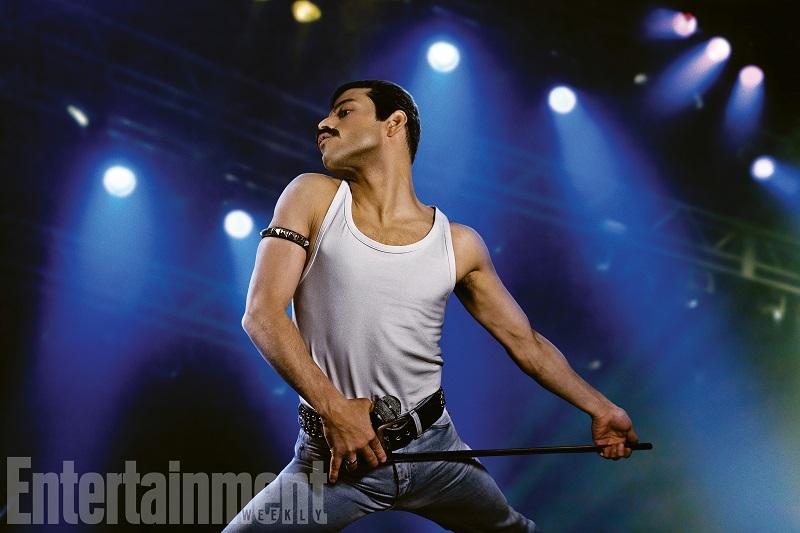 Rami Malek se dévoile sur une première image — Bohemian Rhapsody