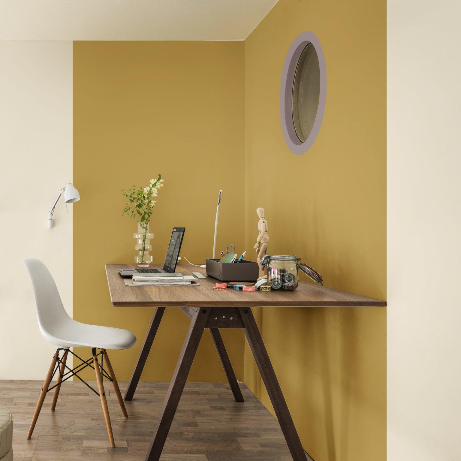 lu comme la couleur de l 39 ann e 2018 par la marque renomm e de peinture dulux valentine le brun. Black Bedroom Furniture Sets. Home Design Ideas