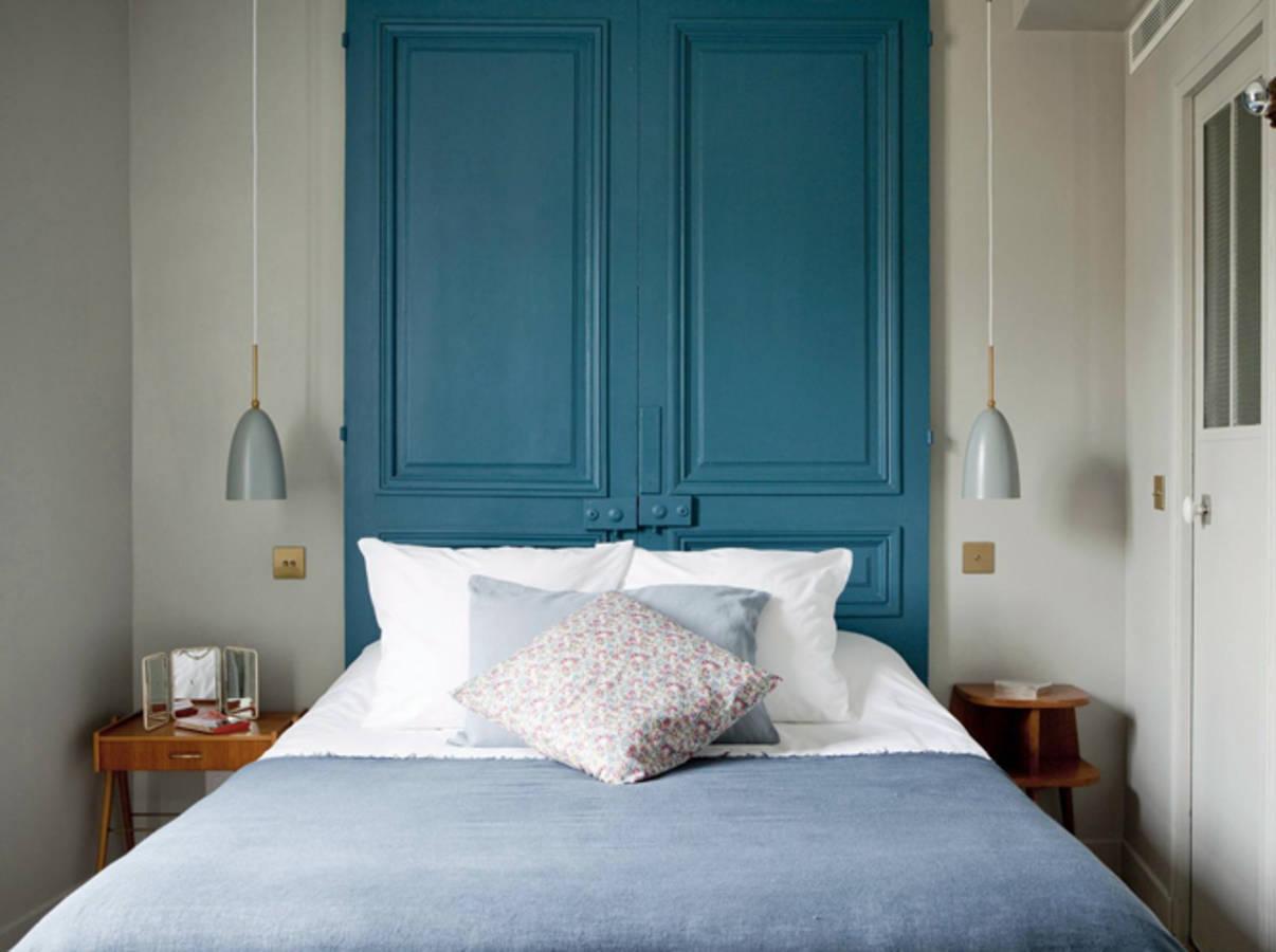 Les t tes de lit ont plus d 39 un tour dans leur sac - Comment mettre le tour de lit ...