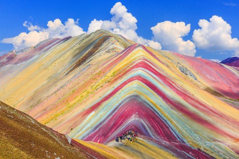 Vinicunca, Pérou