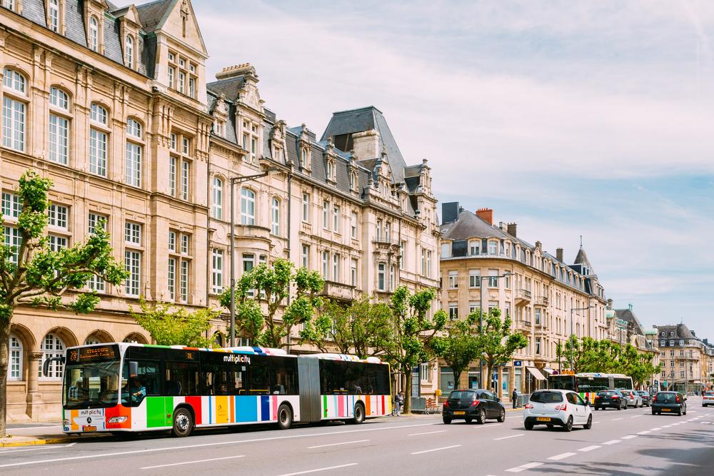 Luxembourg Les transports en commun bientôt gratuits pour tous