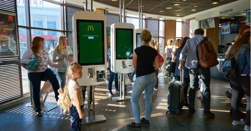 McDonald's mise sur l'intelligence artificielle pour personnaliser les menus