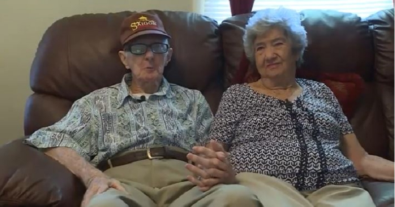 Ils meurent le même jour après 71 ans de mariage — Etats-Unis