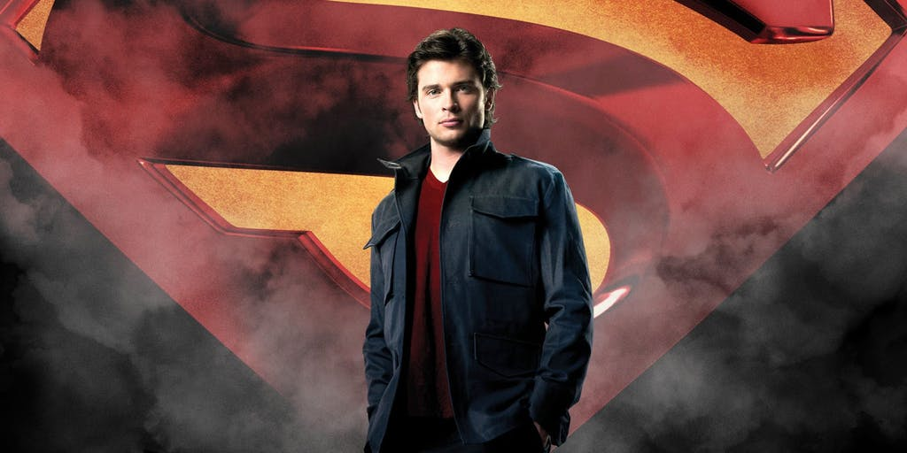 Tom Welling renfilera le costume de Superman pour Crisis on Infinite Earths