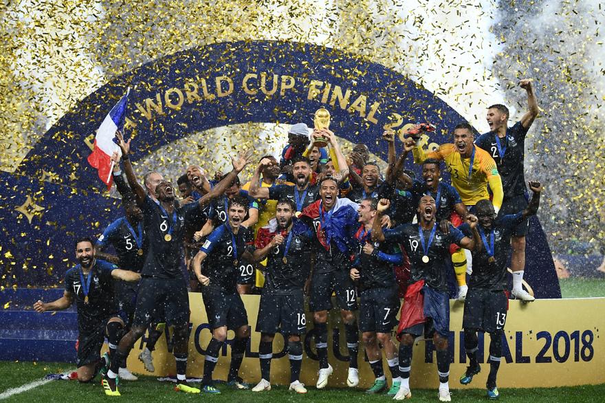 La blague douteuse de Trevor Noah sur l'Équipe de France fait polémique