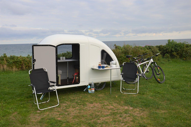 the wide path camper le camping car pour v lo qui. Black Bedroom Furniture Sets. Home Design Ideas