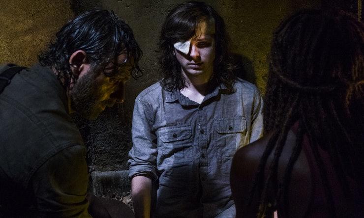 Une pétition pour virer le showrunner — The Walking Dead