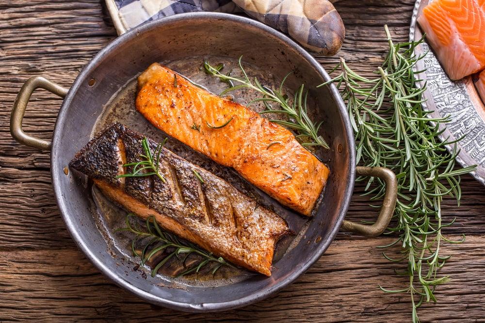le poisson s 39 invite nos tables de no l 8 recettes pour pater vos convives. Black Bedroom Furniture Sets. Home Design Ideas