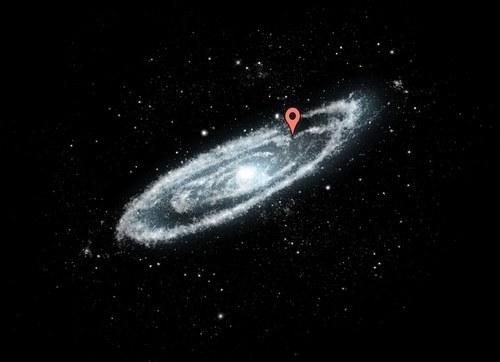 Comment penser que la vie n'est présente que sur Terre ? T