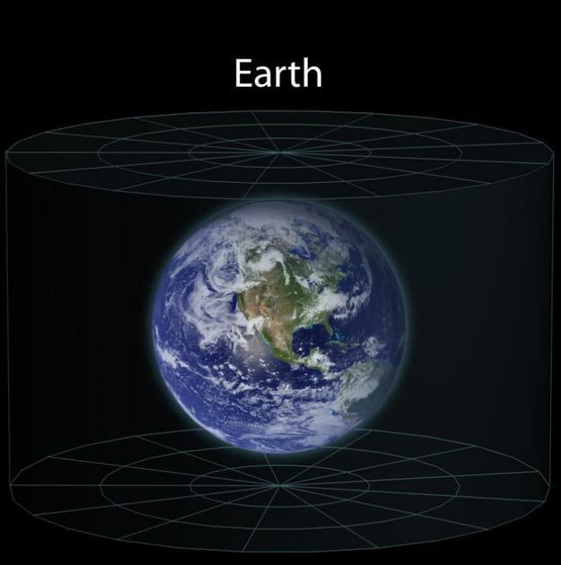 Comment penser que la vie n'est présente que sur Terre ? Za