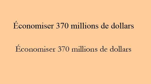 comment economiser ado