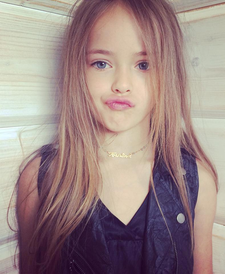 Voici la plus belle fille du monde ! Les plus grands noms de la mode s ...