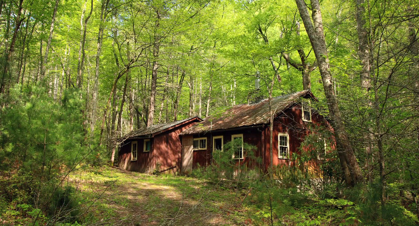 Log Homes For Sale Western Mass