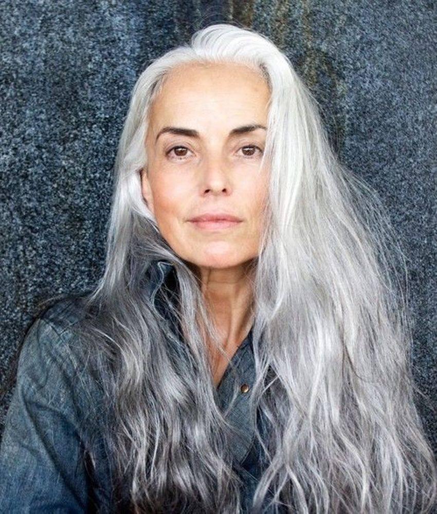 Avoir les cheveux gris c 39 est ringard 6 explications vous for Que porter avec du gris