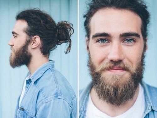 À 18 Chignons Absolument Irrésistibles Photos D'hommes lc1JFK